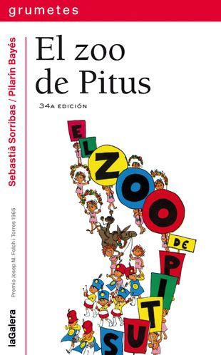 """02/03/2015. """"El zoo d'en Pitus"""" és un cant a l'amistat, a la col·laboració, a la fe i a l'entusiamse, a través de l'acció i les aventures d'una colla de nois i noies del barri d'en Pitus, que munten un autèntic zoo -amb tigre i tot!- perquè l'amic malalt es pugui pagar un viatge a Suècia, on un especialista pot guarir-lo."""