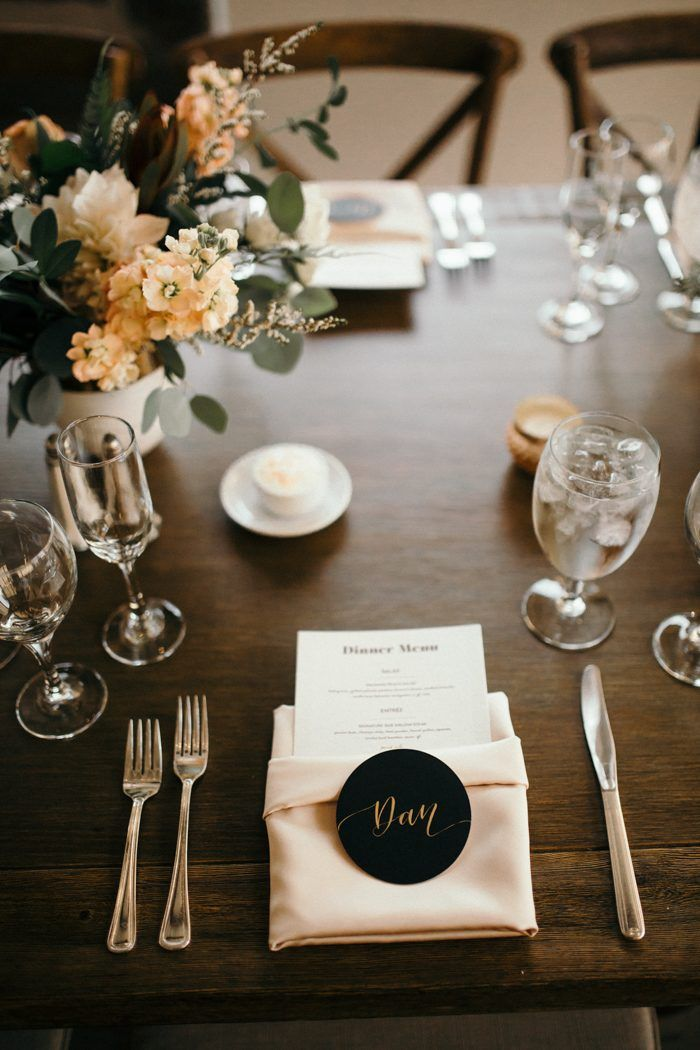 This Creative Blanc Denver Wedding Shows Why Everyone Loves Indoor