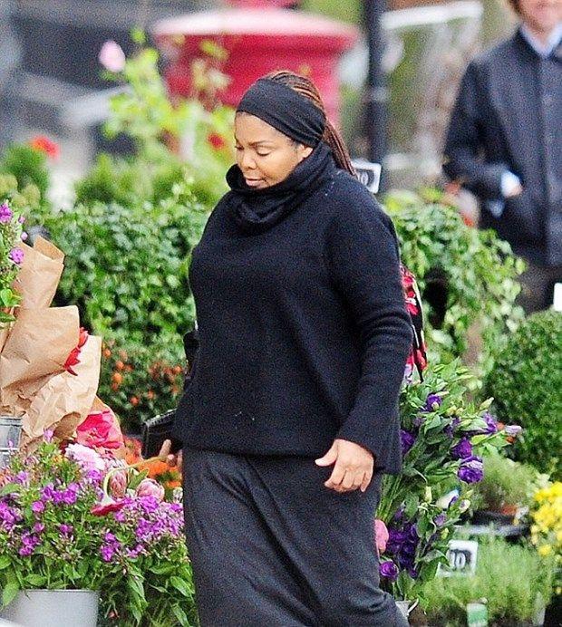 Foto Galeri: Janet Jackson 50 yaşında anne oldu