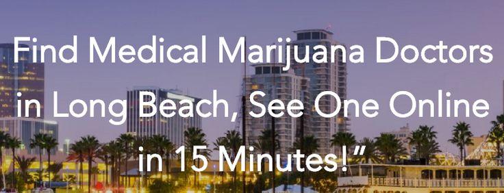 Get a medical marijuana card in Long Beach, do your 420 medical marijuana evaluation online! See a Long Beach medical marijuana doctor, get your mmj card! https://getnugg.com/md/california/medical-marijuana-card-long-beach