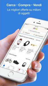 Ebay per iOS si aggiorna con una rinnovata interfaccia utente!