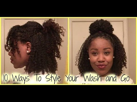 styling relaxed hair after washing best 25 ideas on curvy 9291