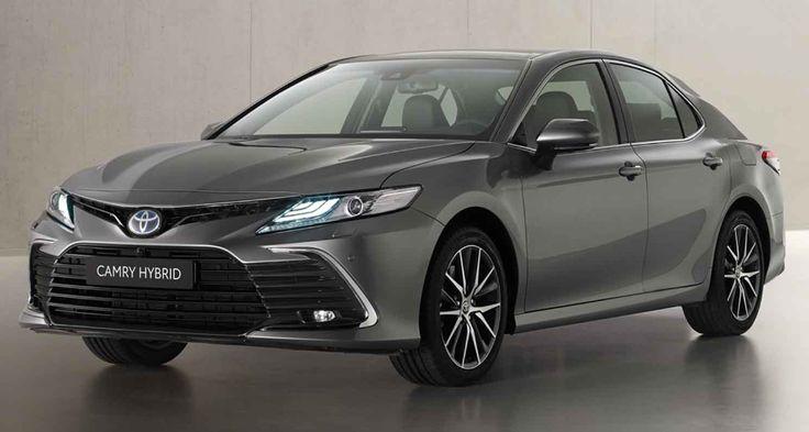تويوتا كامري هايبرد 2021 الجديدة واجهة أمامية جديدة ونظام معلومات متفو ق موقع ويلز Toyota Camry Camry Toyota