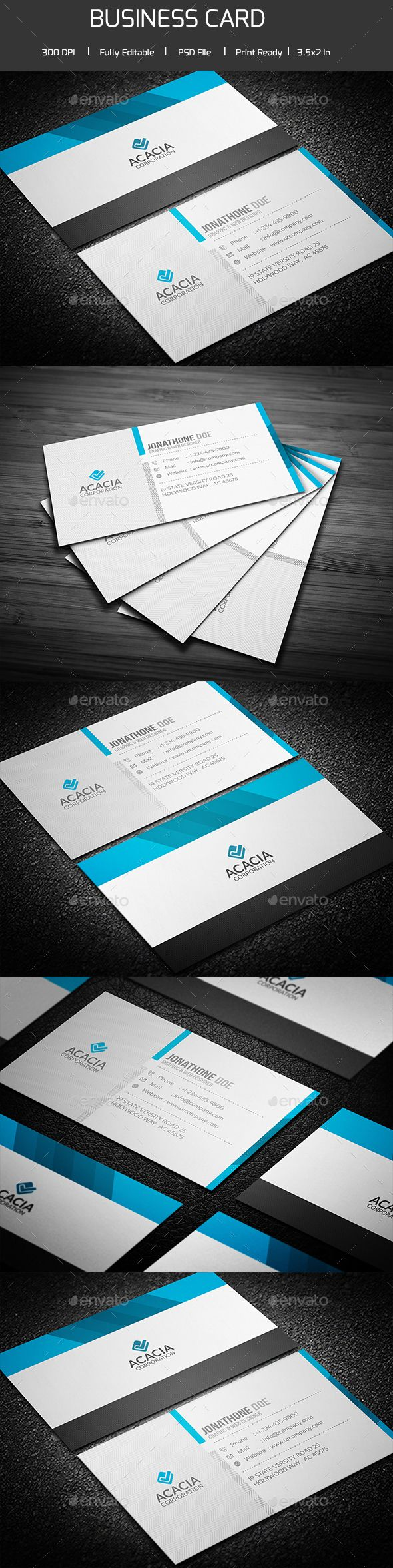 43 Best Business Cards Images On Pinterest Business Cards Carte
