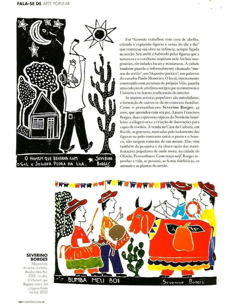 Casa Vogue - J.Borges