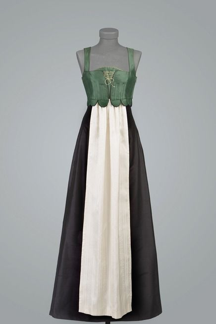 Anna Plochl Dirndl by Gössl - often worn as Wedding Dress.