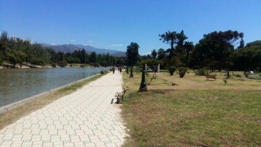 Parque Gral San Martin Mendoza