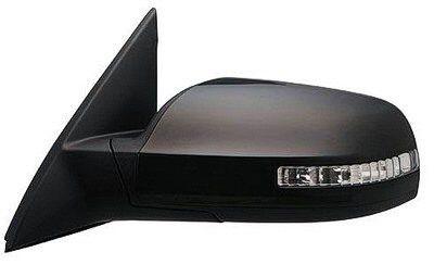 2007-2012 Nissan Altima Mirror Power LH LH Door Mirror (P) Power Heated W/Signal Non-Folding Altima Sedan 3.5L/Hybrid 07-12 This Replacement Mirror  is made ...