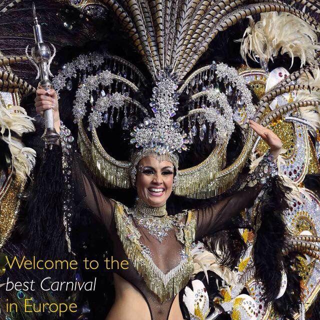 Reina del Carnaval 2015, Santa Cruz de Tenerife | Carnival Queen 2015 | Karnevalskönigin 2015 Teneriffa