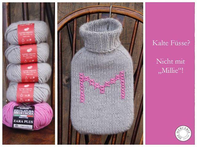 """Millie"". Yarn: Lanecardate so cashmere. www.diemercerie.com."