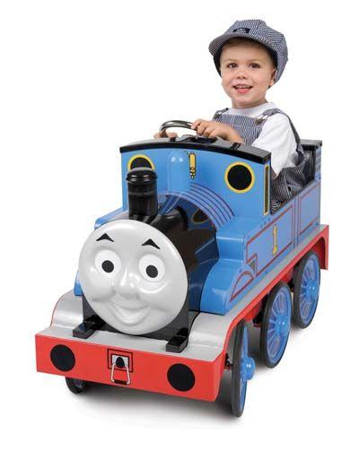 Thomas Ride On Toys 37