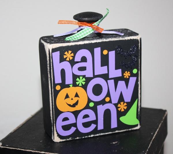 Best Glass Block Ideas Images On Pinterest Glass Block - Halloween vinyl decals for glass blocks