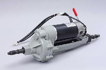 Well here it is Hot-Rodders the new ageTransaxle-Motor, looks like a Tesla unit, when these babies get hooked to 240volt source of new high density 6volt per cell battery packs, it may kill off the V8 clunker. Electric transmission/power units are hyper fast, smooth, powerful and portable that exceeds anything that a piston engine can do. (Jagmania article)