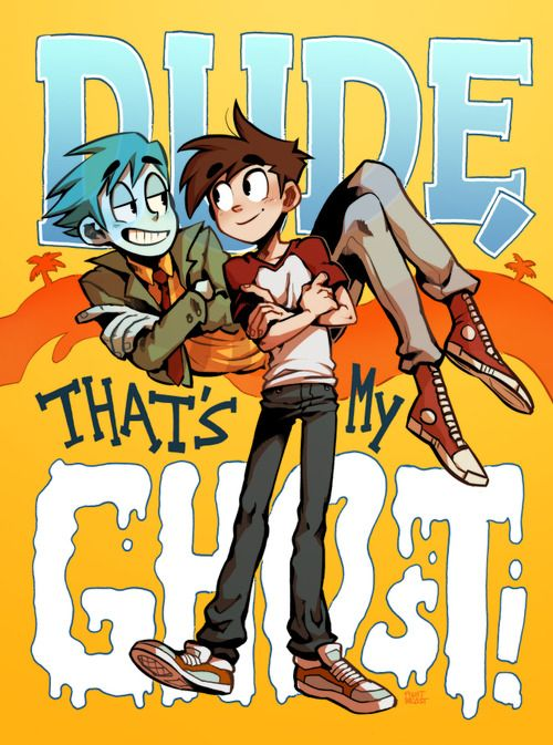 [Dude, That's My Ghost!] Baruch Cohen/ Billy Joe Cobra and Spencer Wright