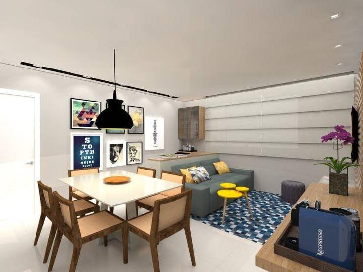1000 ideas about mesas de jantar modernas on pinterest - Mesas de sala modernas ...