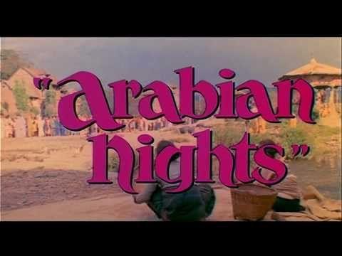 """""""Las mil y una noches"""" (1974). Dir. Pier Paolo Pasolini. Basada en """"Las mil y una noches"""", recopilación medieval en lengua árabe de cuentos tradicionales del Oriente Medio. Puedes encontrar el libro en http://absysnet.bbtk.ull.es/cgi-bin/abnetopac?TITN=224151  Para ver la película completa, haz clic en https://www.youtube.com/watch?v=BSeN3DO0heE"""
