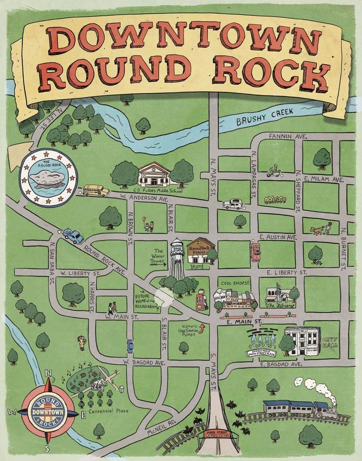 Home | Downtown Round Rock Texas