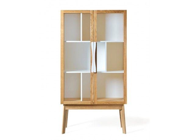 Woodman - Avon Display Cabinet