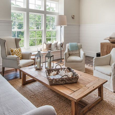 Get a Summer-Ready Living Room