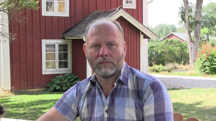 Språkröret Martin Larsson delar med sig av sin vision.