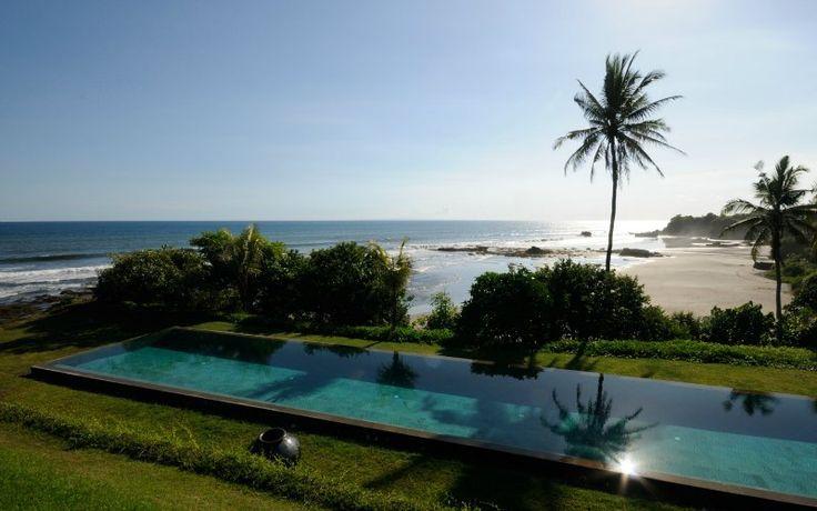 Villa Bulung Daya | 2 bedrooms | Tabanan, Bali #swimmingpool #garden #beach #ocean #cliff #villa #bali #holidayvilla