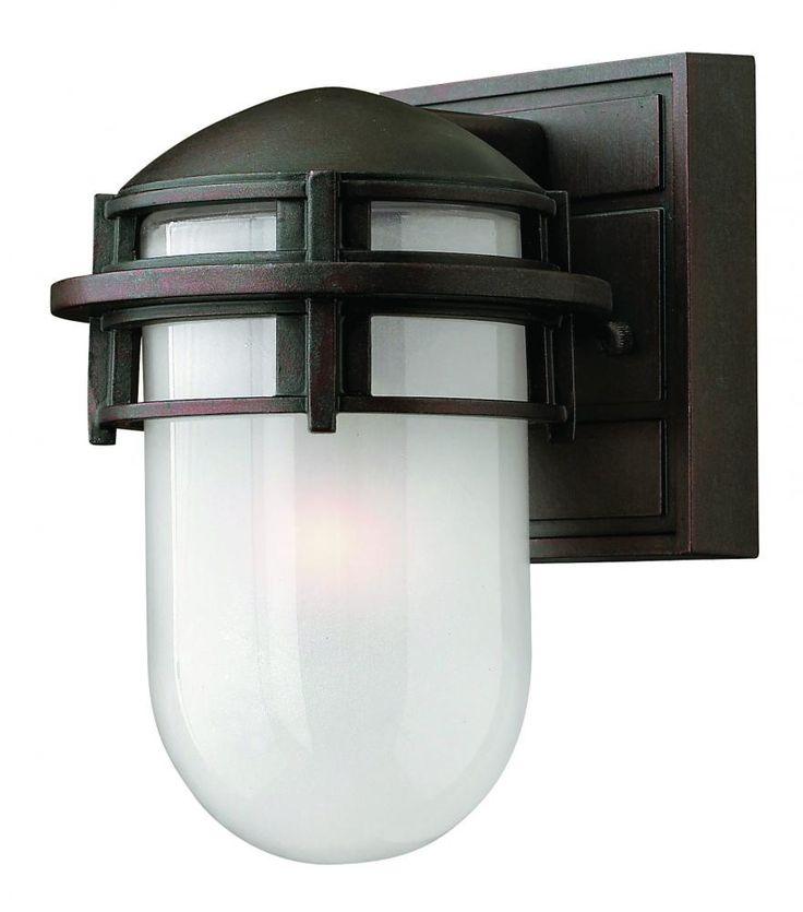 One Light Victorian Bronze Marine Light : 8K8C | Legend Lighting Inc.