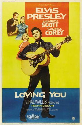 Loving You    Elvis Movie #2  Paramount | 1957