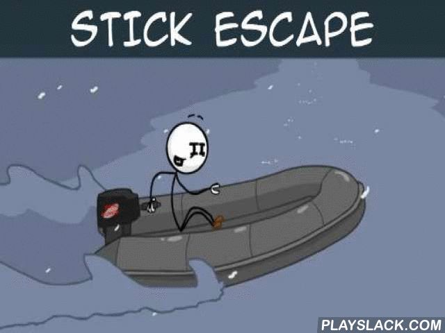 Stick Escape: Adventure Game  Android Game - playslack.com , aid a humorous stickman escape from an offensive prison. Interact with disparate objects and disarm devices. Use your cognition, humors, and think outside the container in this enjoyable game for Android. The humorous conqueror wants to escape from the prison. govern the conqueror through dark passageways of the prison and the touching  location. Use controls, ramps, bows, gas solids, and other objects on levels. aid the conqueror…