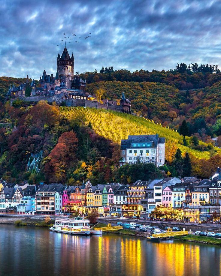 Картинка германия город