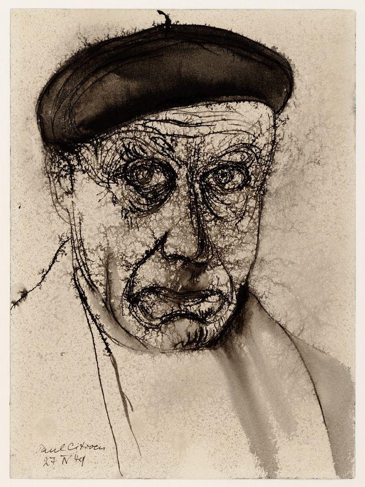 Paul Citoen, Zelfportret (1949)