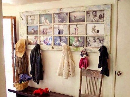 Riciclare vecchie porte, 5 idee fai da te originali e creative per rivisitare in chiave creativa questo elemento d'arredo.