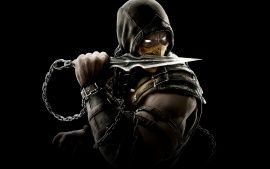 WALLPAPERS HD: Scorpion Mortal Kombat X