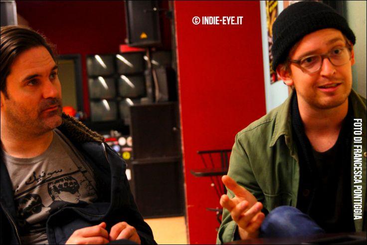 METZ, la foto-intervista in esclusiva @ Indie-Eye  http://www.indie-eye.it/recensore/coverstory/metz-la-foto-intervista-in-esclusiva-indie-eye.html  I canadesi METZ sono una delle band più interessanti in ambito punk e noise di questi ultimi anni, tanto da far uscire il loro esordio per Sub Pop e collezionare concerti apprezzatissimi di qua e di là dell'oceano