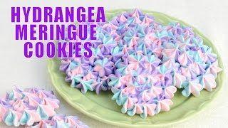 hydrangea mirangue - YouTube
