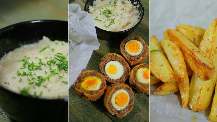 A legőrültebb dolog, ami főtt tojással történhet: skót tojás