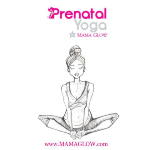 Prenatal Yoga- Shakti Seat (or Cobbler's Pose) This pose provides a great stretch for groin mus- cles, helps to strengthen and tone the muscles used for labor, and increases flex- ibility of knees and thighs.