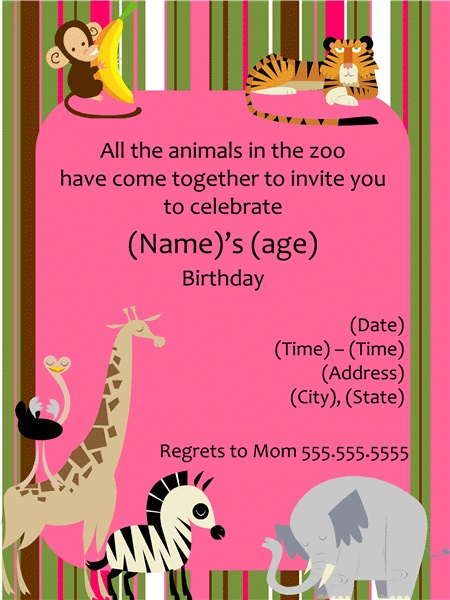 37 best images about zoo party on pinterest