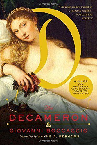 """Decameron"", Bocaccio <3<3<3<3"