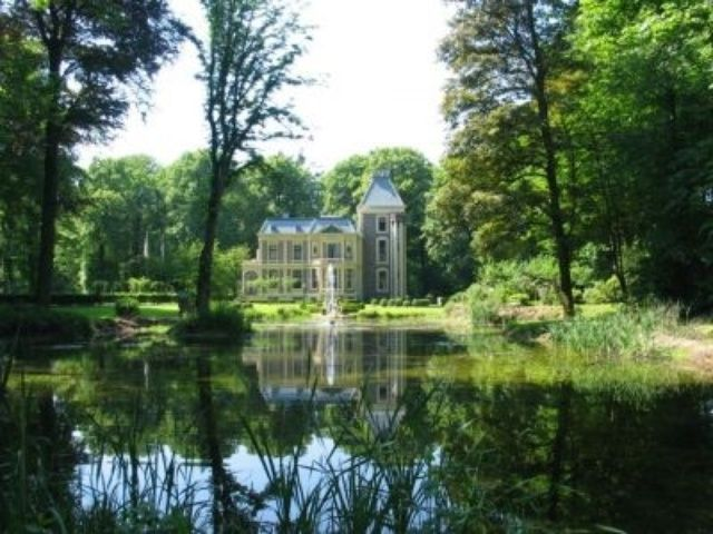Castle and coach house for sale Gelderland, The Netherlands | Moulin