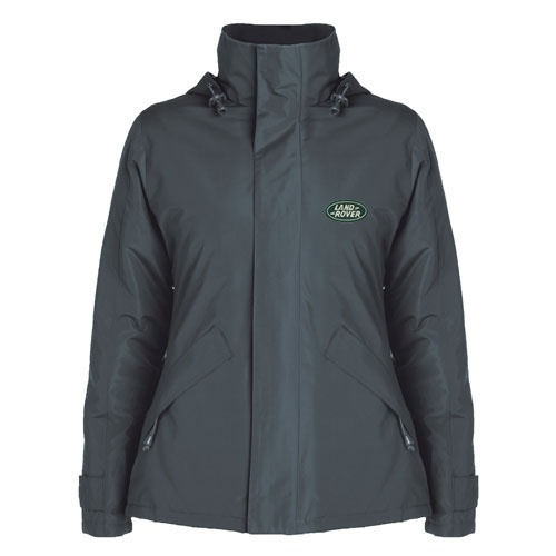 AWESOME Land Rover Womens Parka at an AWESOME price! http://www.awesome4x4stuff.com/land-rover-parka-in-grey-for-women-183-p.asp
