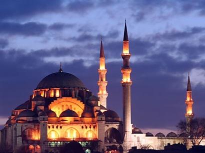 Hagia Sophia in Istanbul Turkey- Wonder of the Medieval World.