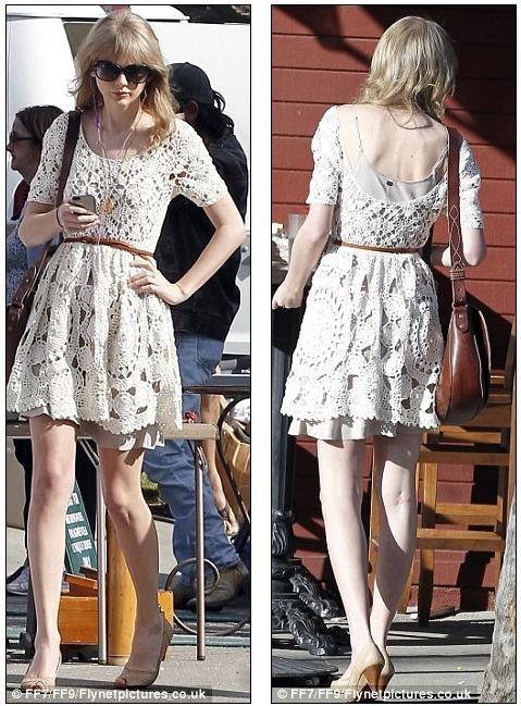 Стиль Тейлор Свифт/Taylor Swift