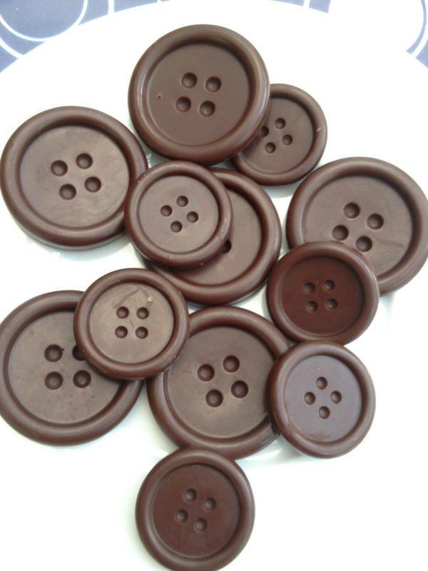 Düğme Çikolataaa