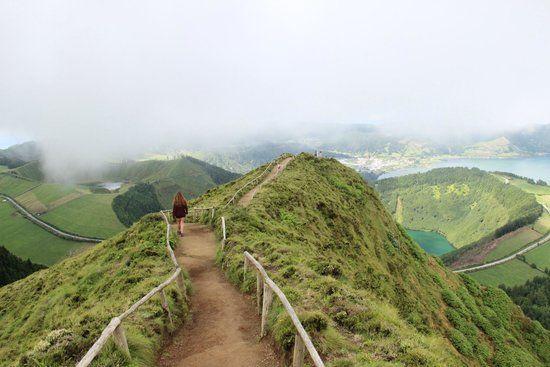 Miradouro Lagoa do Canario, Sao Miguel, Açores