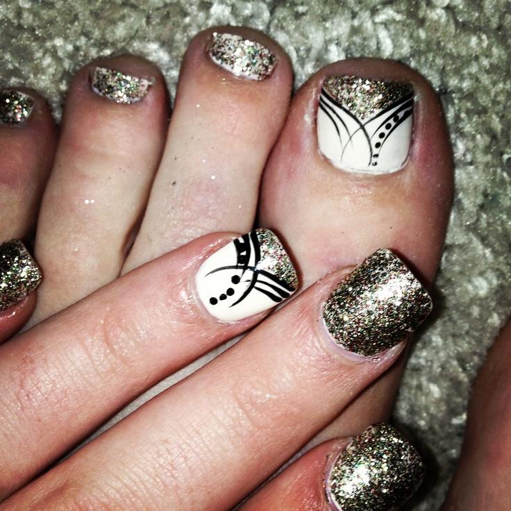 Prom nails #prom #nails #acrylics