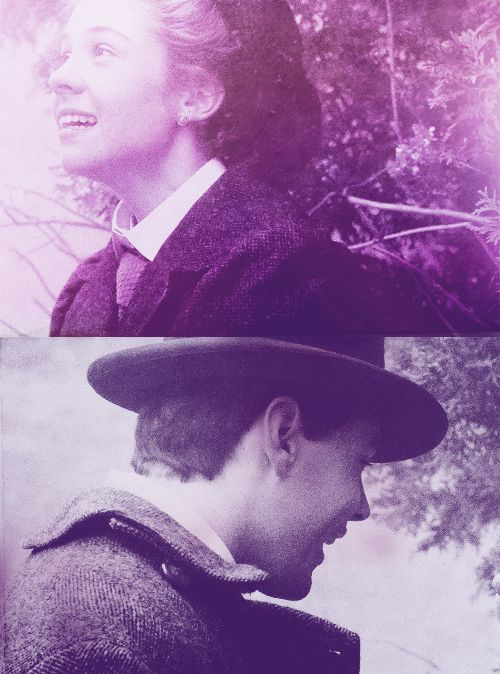 Anne and Gil ~ Anne of Avonlea.