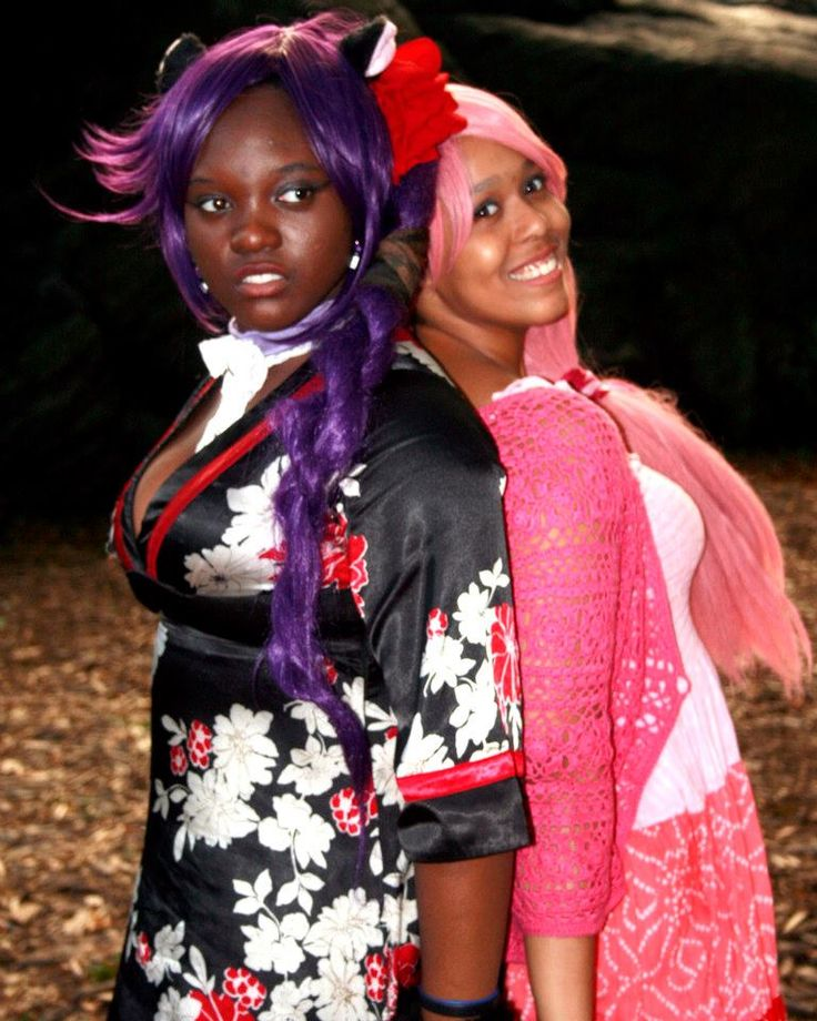 143 best images about Cosplaying while black on Pinterest