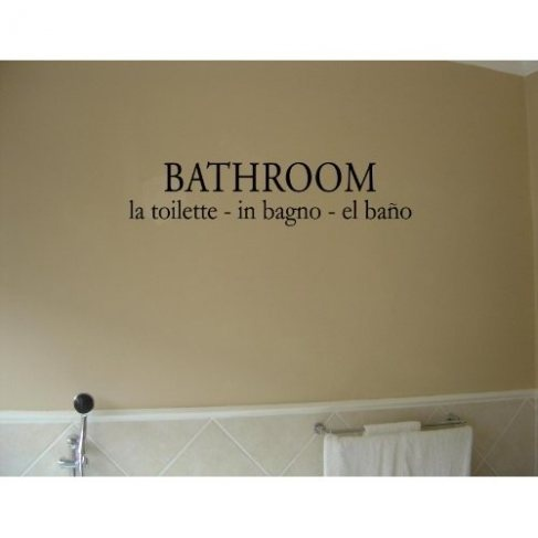17 best images about dorm bathroom on pinterest wash for Bano name wallpaper