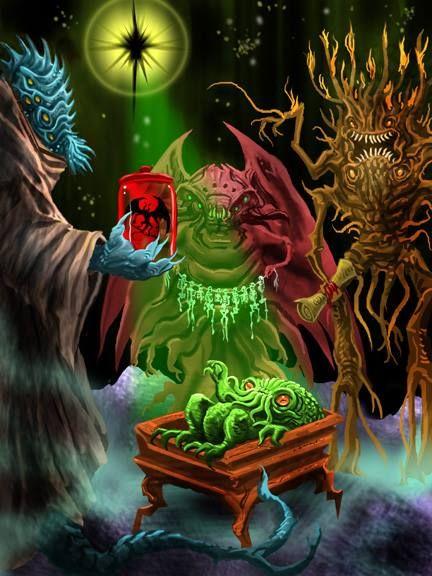 27 best hpl  cthulhu mythos deities images on pinterest