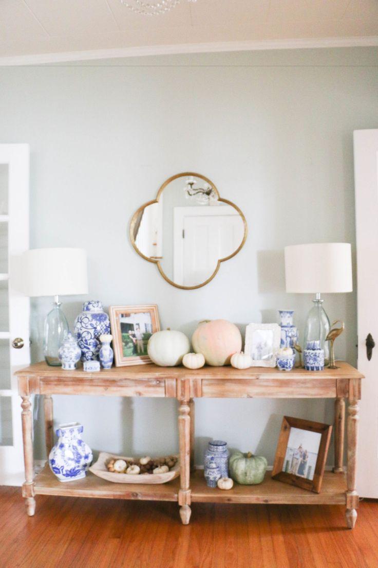 Sarah Tucker - The beginning of Fall around our home - Sarah Tucker